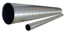 Спиральные воздуховоды из оцинкованной стали